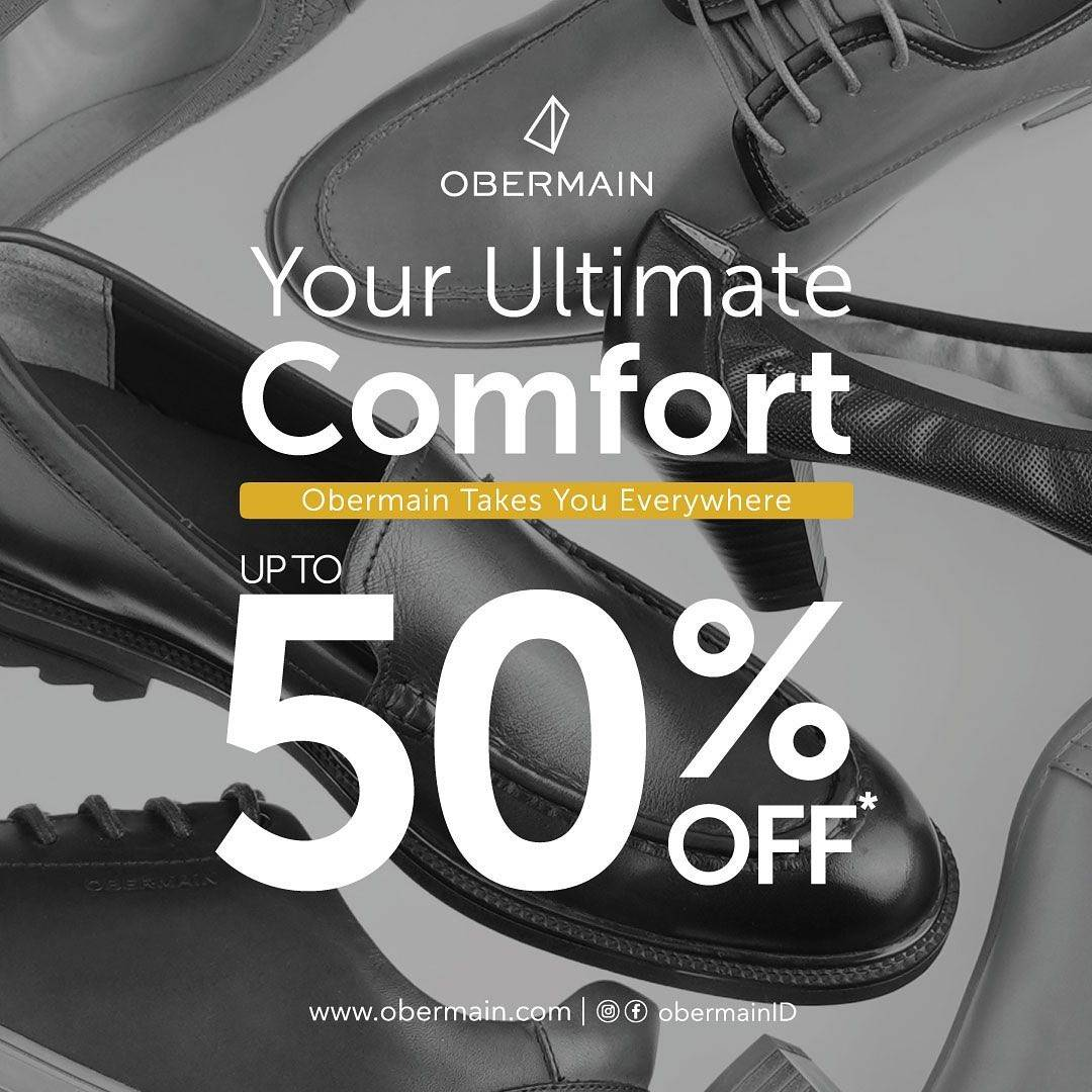 Diskon Promo Obermain Discount 50% Off On Best Collections