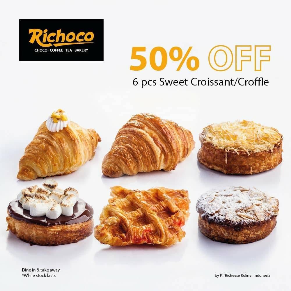 Diskon Richeese Promo Richoco 50% Off