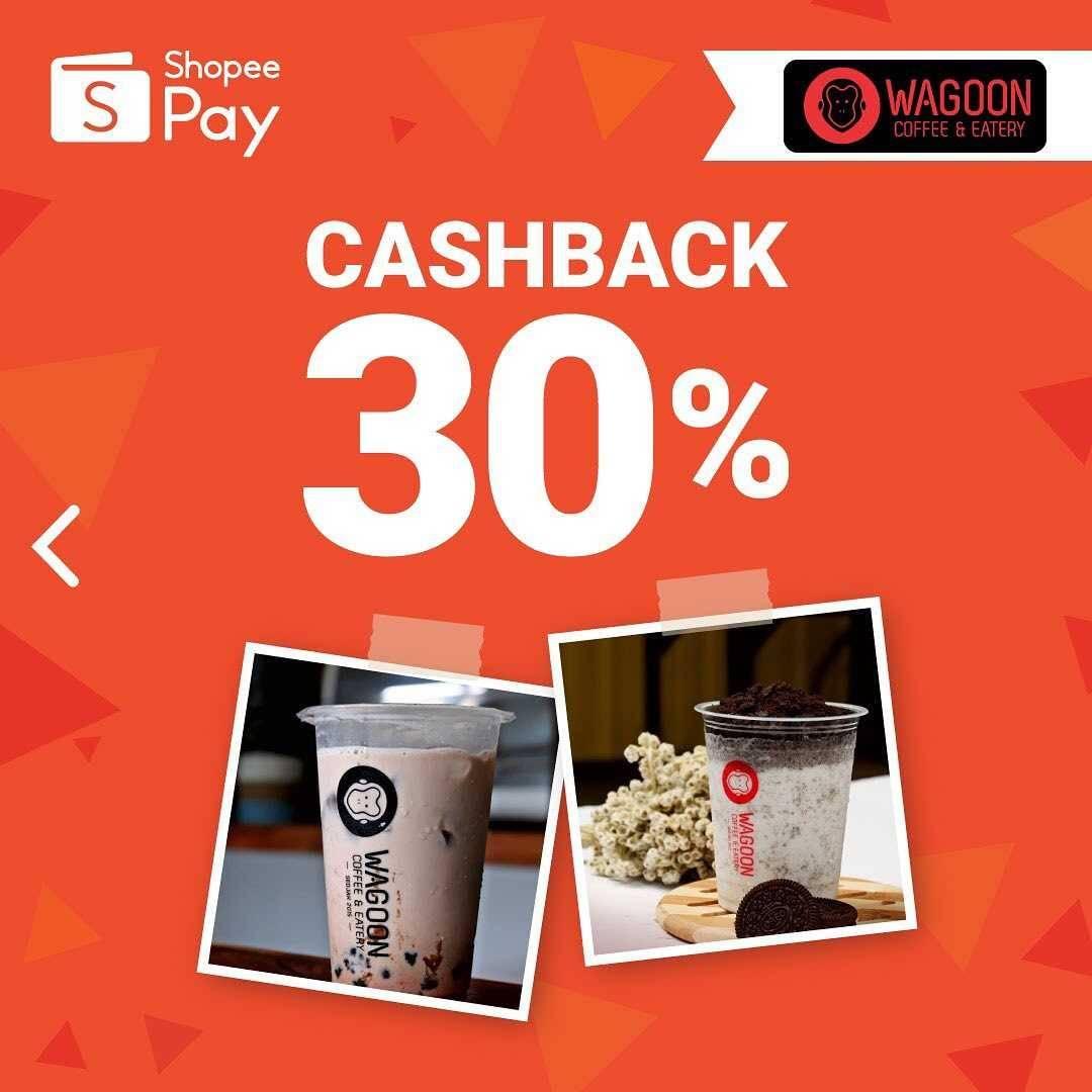 Promo diskon Promo Shopeepay Cashback Hingga 60% Untuk Pembelian Di Merchant Pilihan
