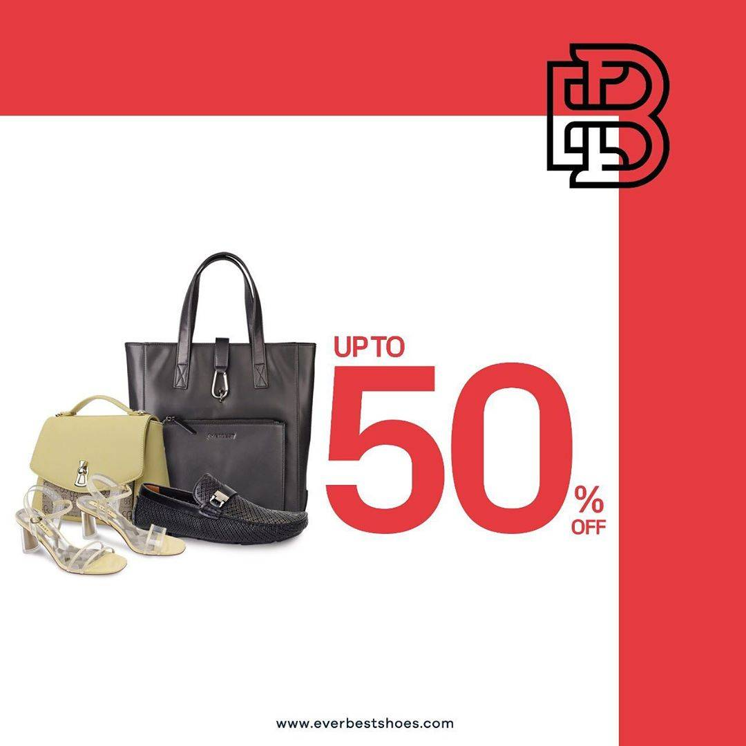 Diskon Promo Everbest Discount Up To 50% Off On This Collection