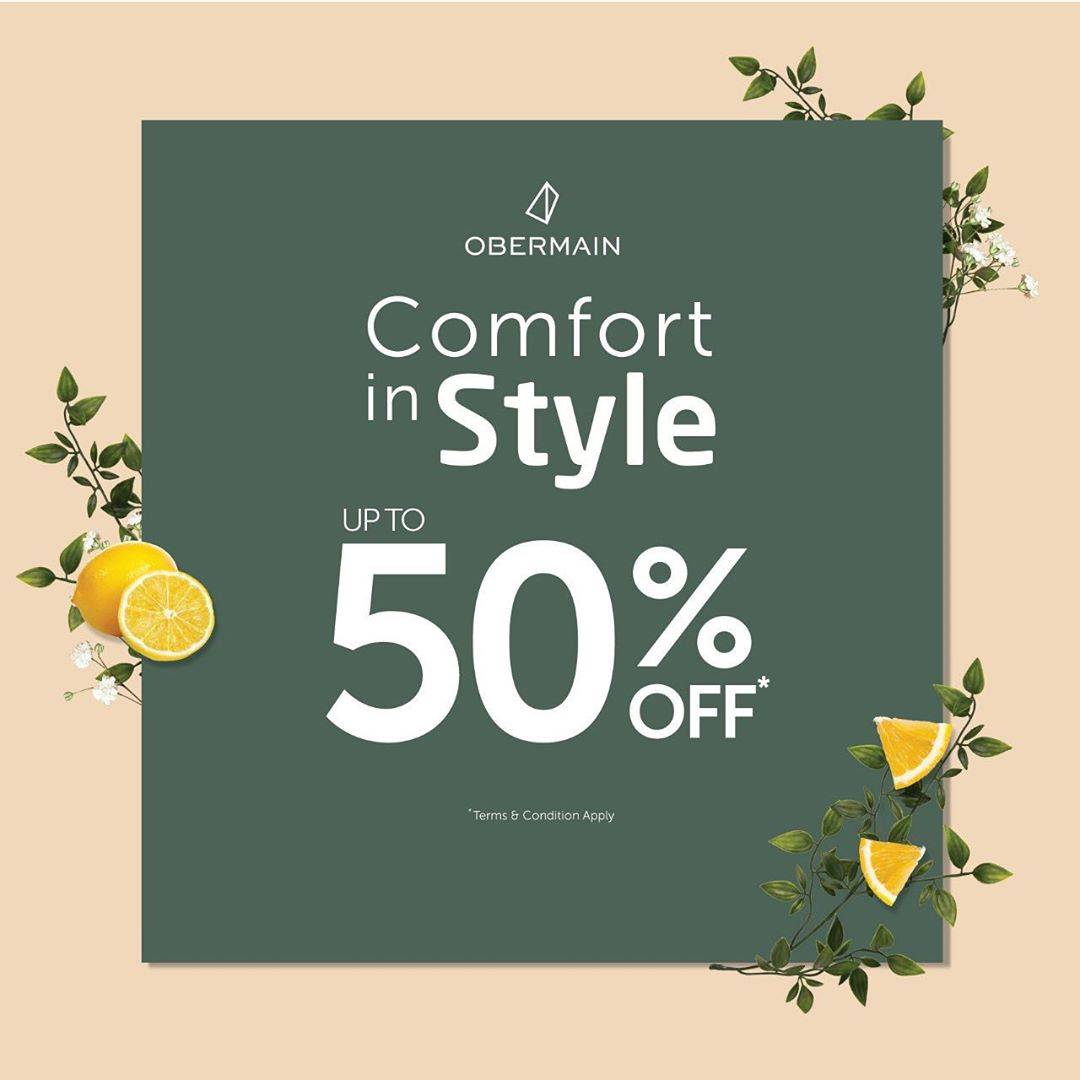 Diskon Promo Obermain Metro Department Store Discount 50% Off For Best Collection