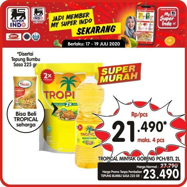 Katalog Promo Superindo Jsm Weekend Periode 17 19 Juli 2020 Disqonin