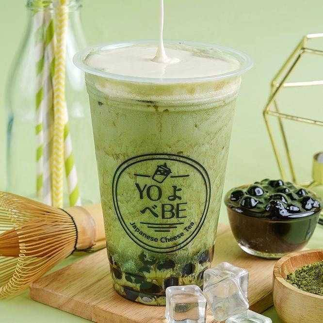 Promo diskon Promo Yobe Cheese Tea Diskon 30% + Free Ongkir Rp. 3.000 Untuk Pemesanan Melalui GrabFood