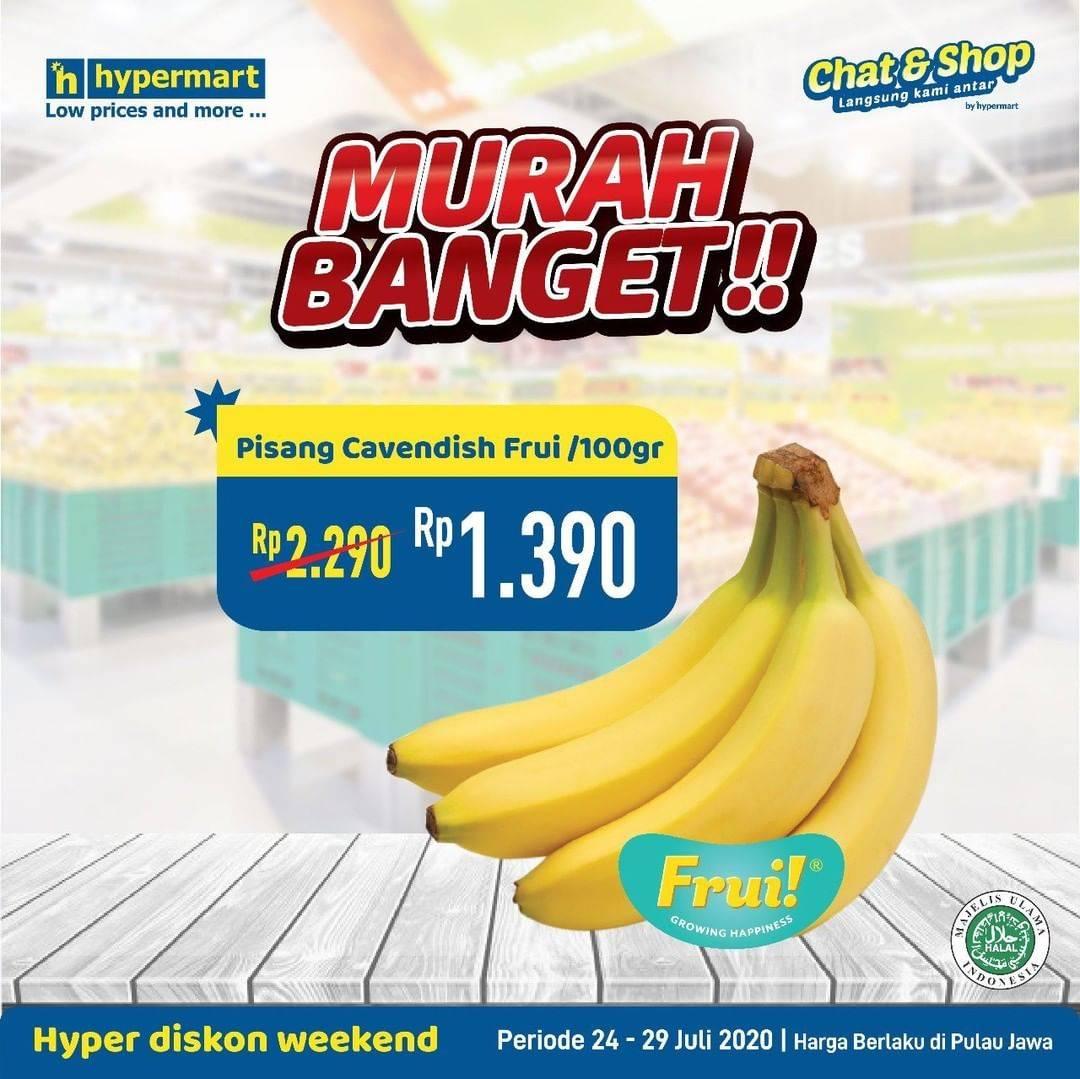 Diskon Katalog Promo Hypermart Promo Murah Banget Periode 24 - 29 Juli 2020