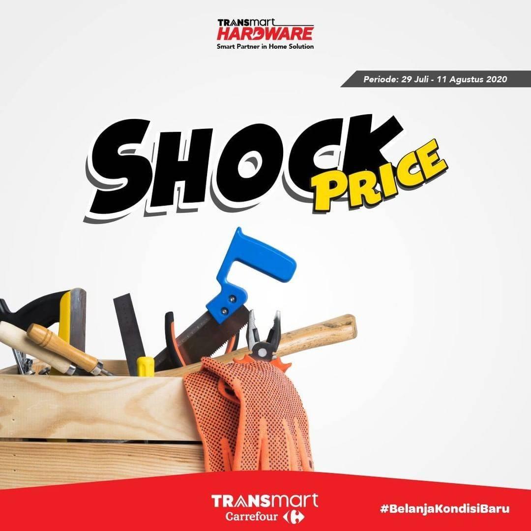 Diskon Katalog Promo Transmart Shock Price Periode 29 Juli - 11 Agustus 2020