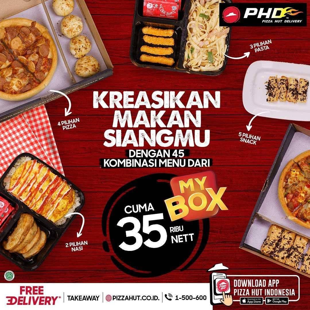 Diskon PHD Promo My Box Hanya Rp. 35.000