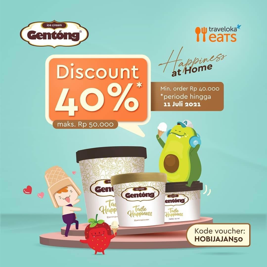 Diskon Gentong Promo Happiness At Home