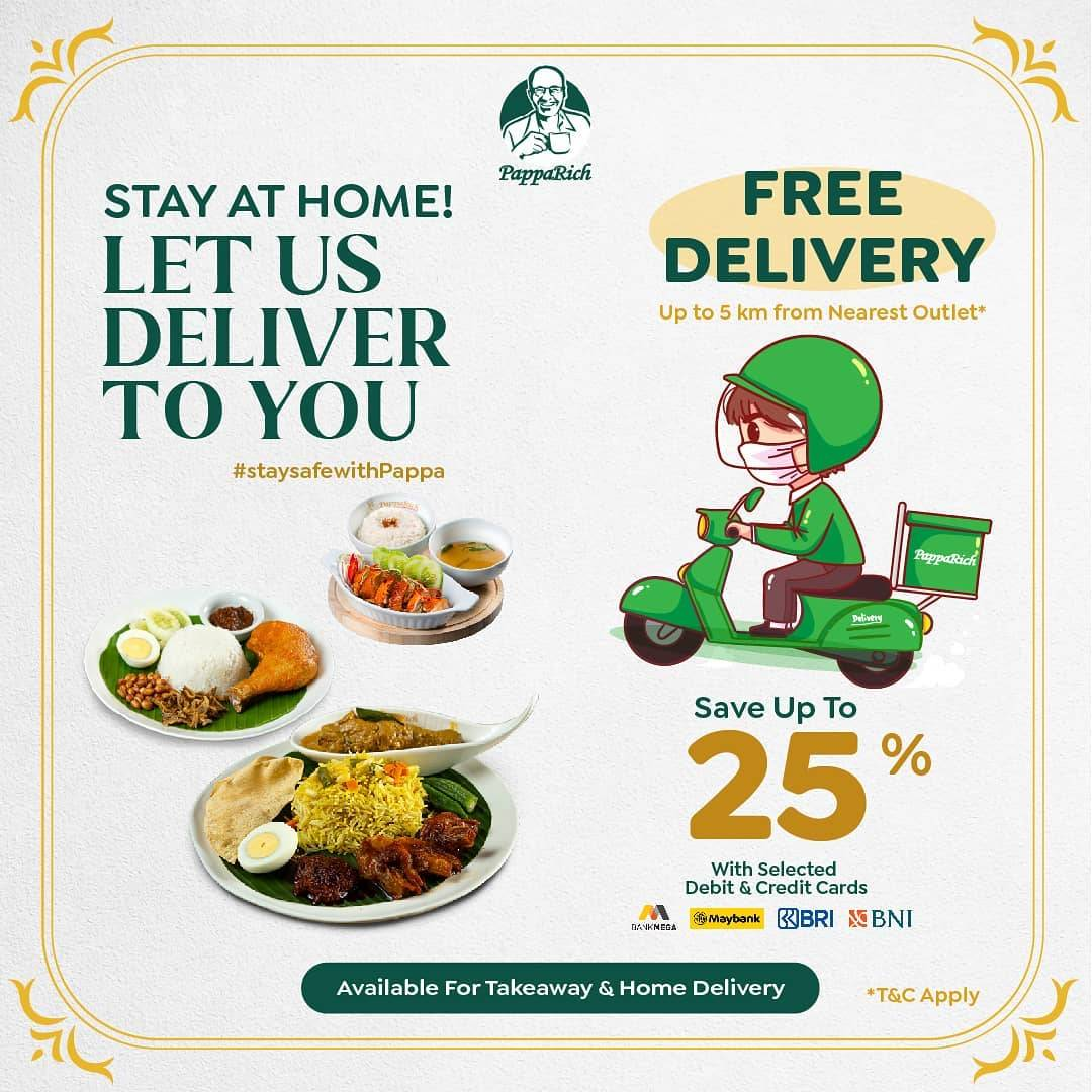 Diskon Papparich Save Up To 25% Off