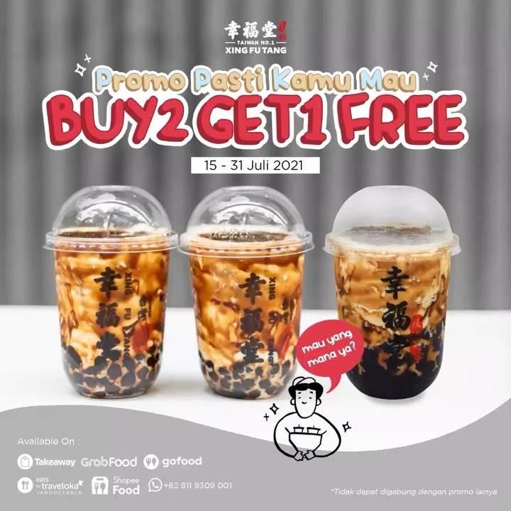 Diskon Xing Fu Tang Promo Pasti Kamu Mau Buy 2 Get 1 Free