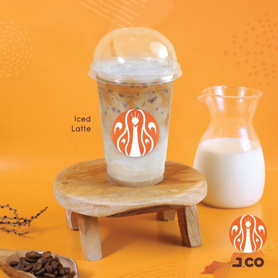 Diskon JCO Buy 1 Get 1 Free Iced Latte