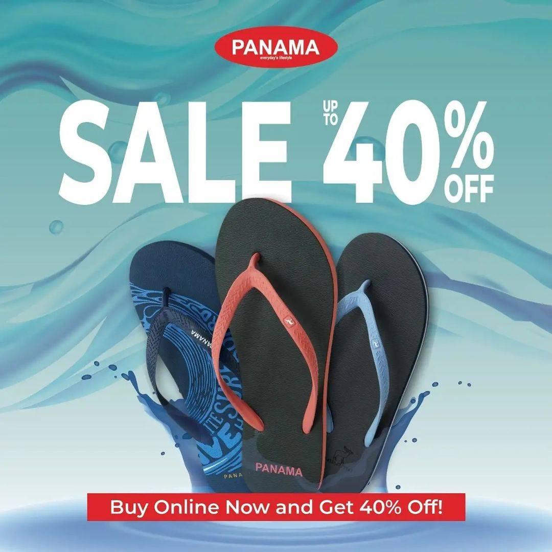 Diskon Panama Baywalk Mall Diskon Hingga 40%