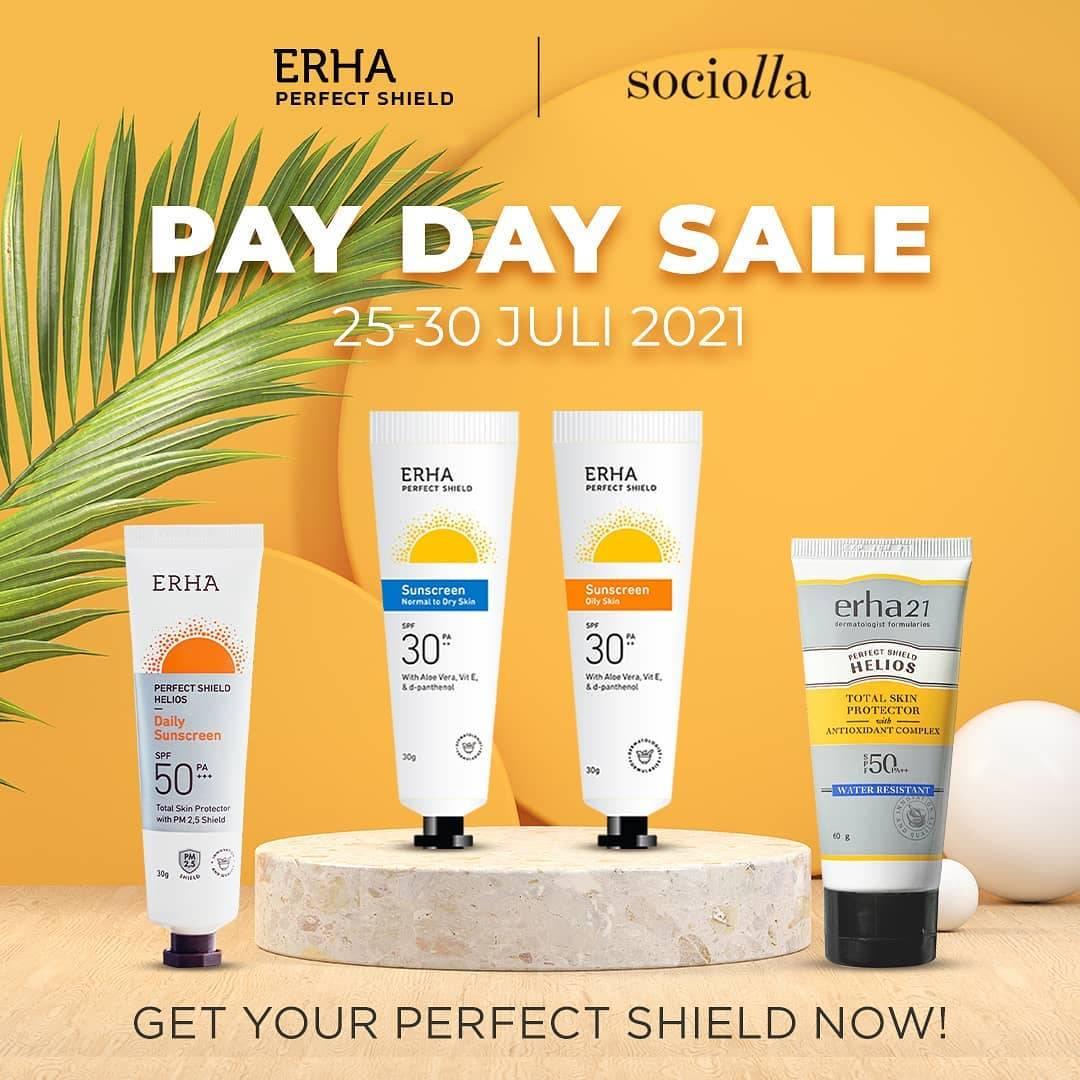 Diskon Erha Payday Sale On Sociolla