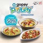 Diskon Sapo Oriental Cashback hingga 50% dengan Gopay