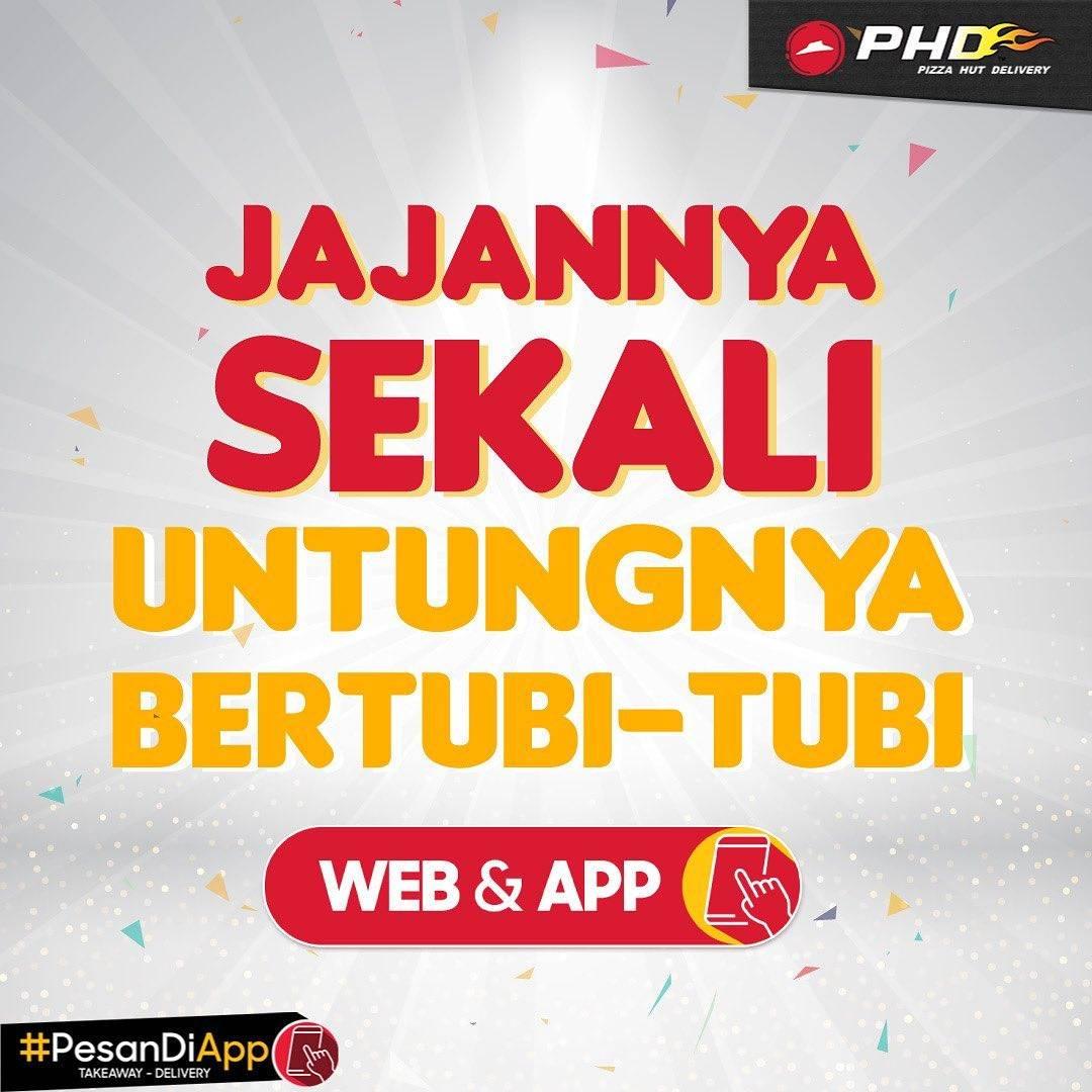 Diskon Promo PHD 4 Kupon Spesial Setiap Minimal Pembelanjaan Rp. 40ribu Lewat Aplikasi/Website