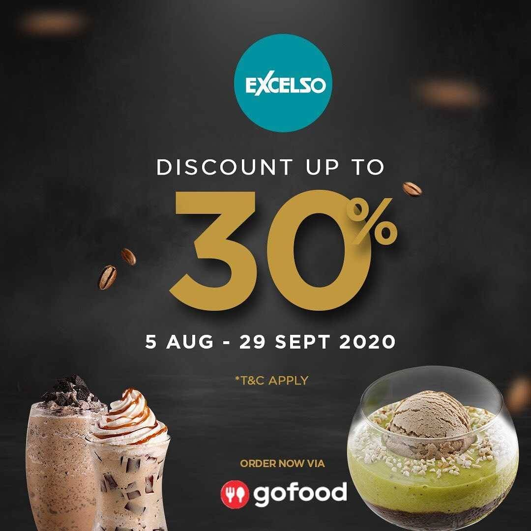 Promo diskon Promo Excelso This Weeks