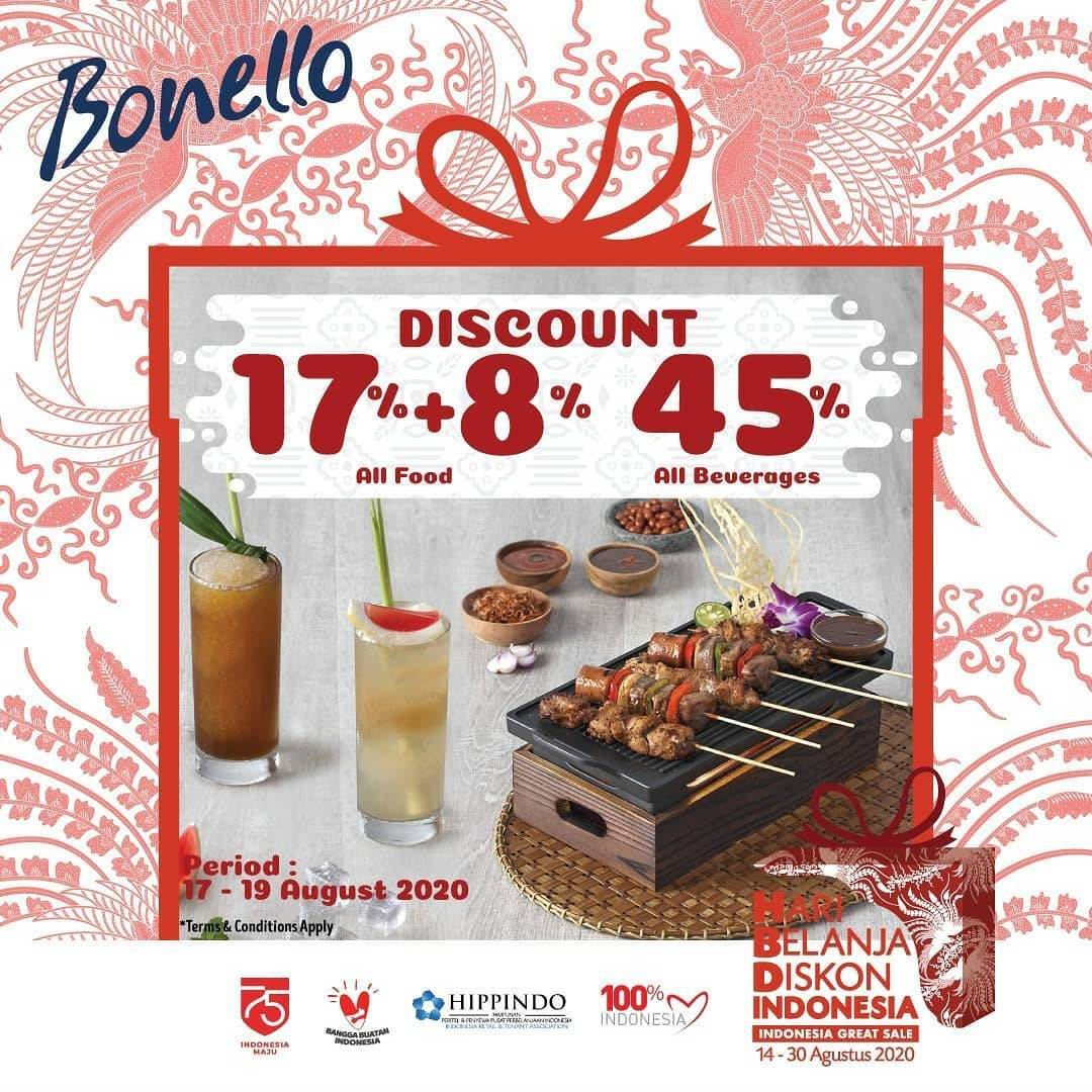 Diskon Promo Bonello Discount Up To 45% Off