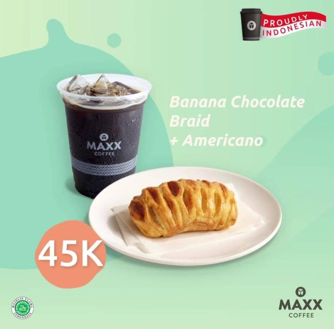 Diskon Maxx Coffee Promo Breakfast Package Mulai Dari Rp. 45.000