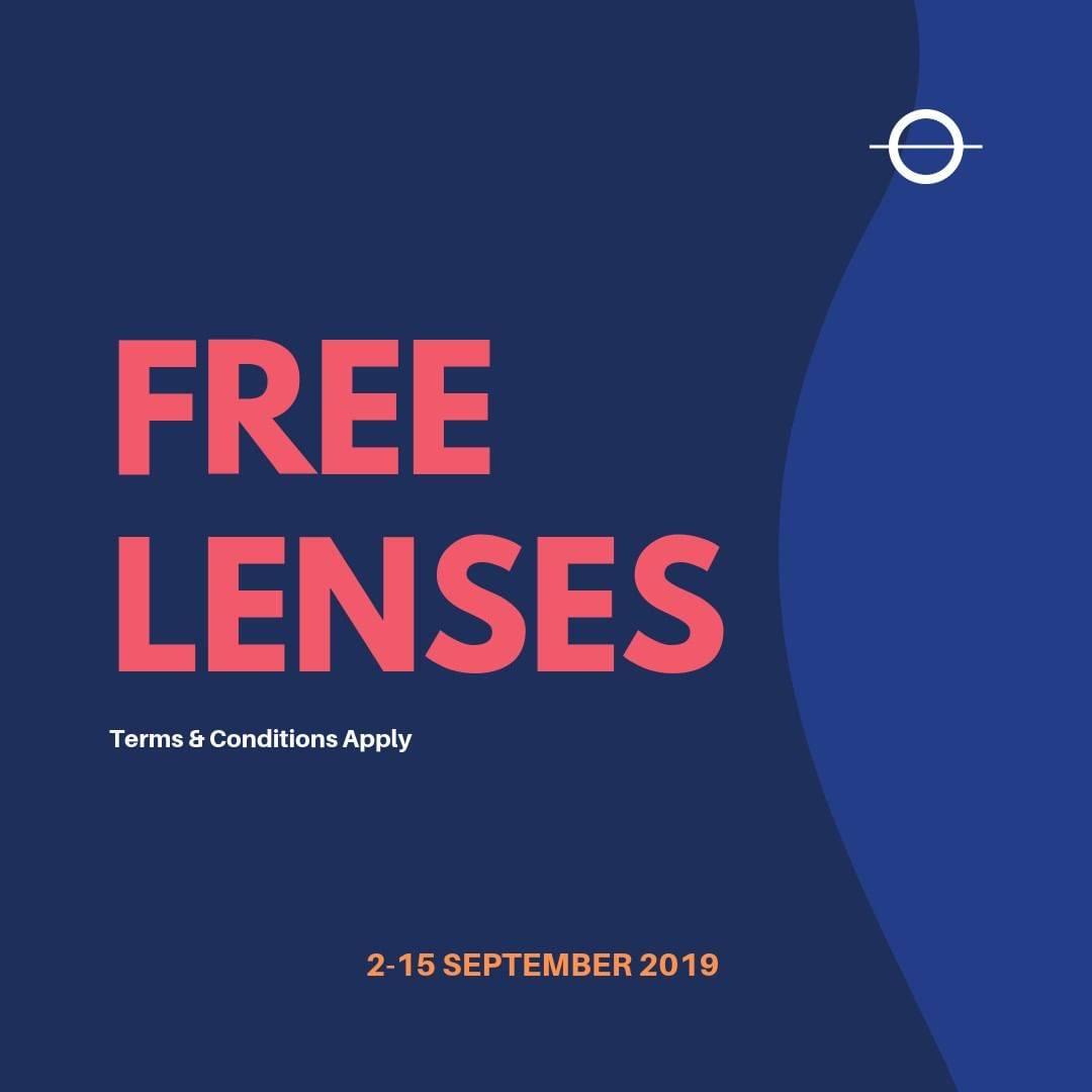 Bridges Eyewear Promo Gratis Lensa untuk semua pembelian Frame