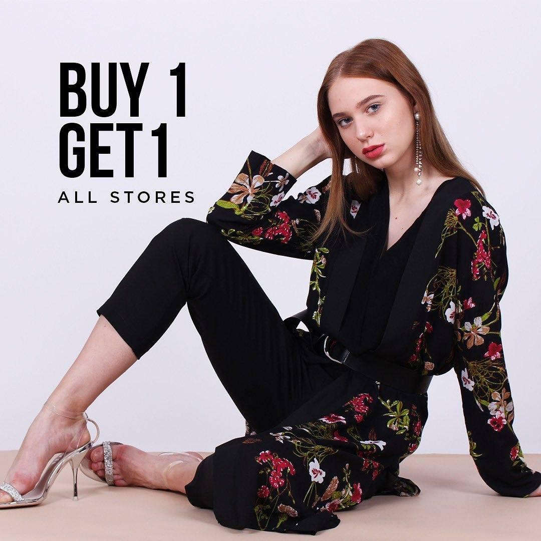 Magnolia Promo Buy 1 Get 1 All Store