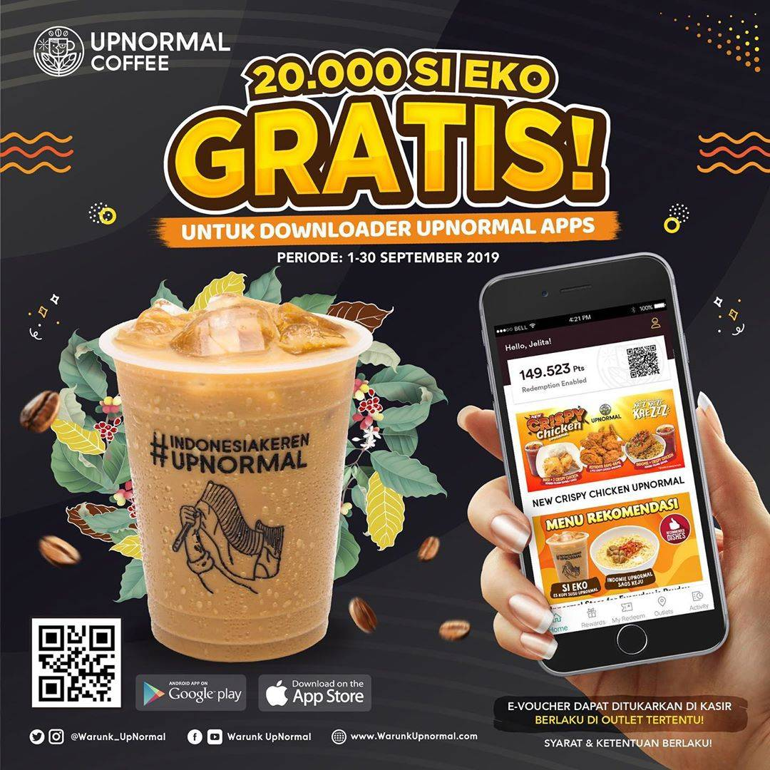 Warunk Upnormal Si Eko gratis Download Warunk Upnormal App