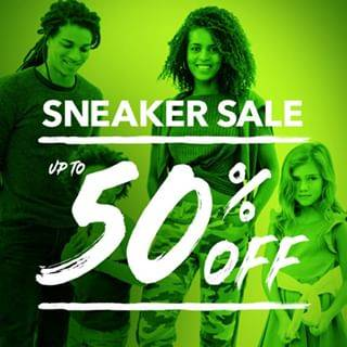 Diskon PAYLESS SHOESOURCE Promo Sneaker Sale Up to 50% off