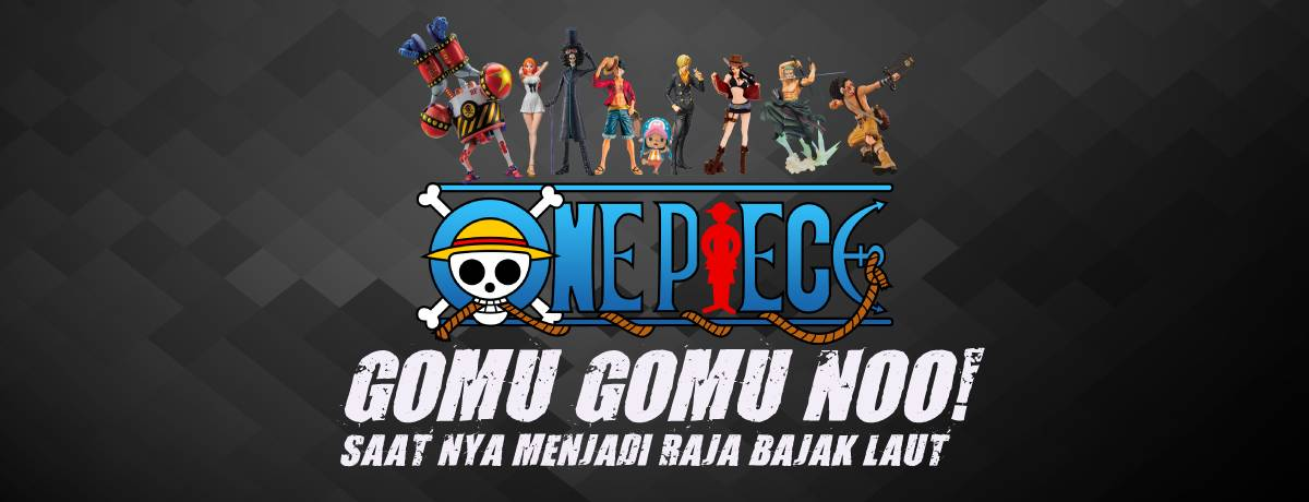 BLIBLI.COM Promo ONE PIECE Collection Dapatkan Disc up to 30%!