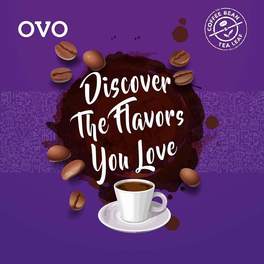 COFFEE BEAN Promo Diskon Rp15.000 + Cashback 30% semua minuman ukuran 12 oz (small) khusus untuk tra