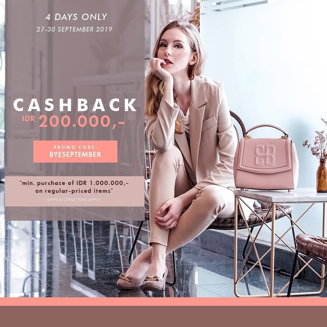 EVERBEST Promo Cashback IDR 200.000,- Min Purchase Of IDR 1.000.000 on Reguler – Priced Items