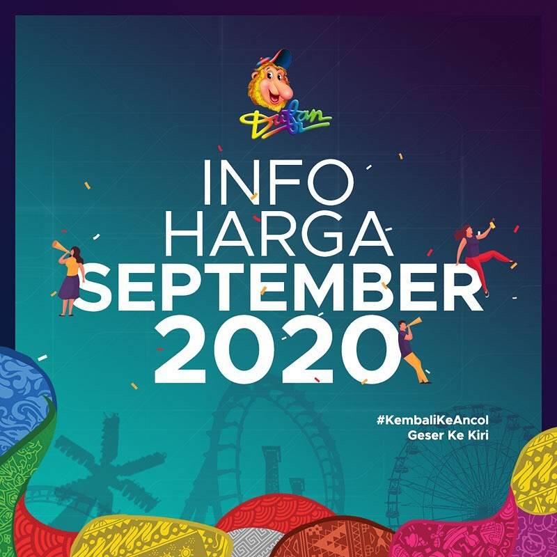 Promo Dufan Bulan September 2020 Disqonin