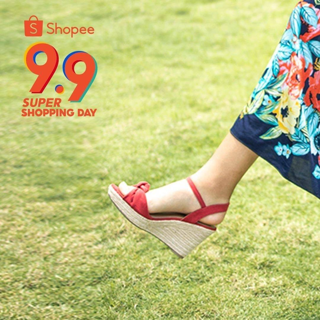 Diskon Shopee 9.9 Super Shopping Day - Payless Special Collection Only For Rp. 99.000