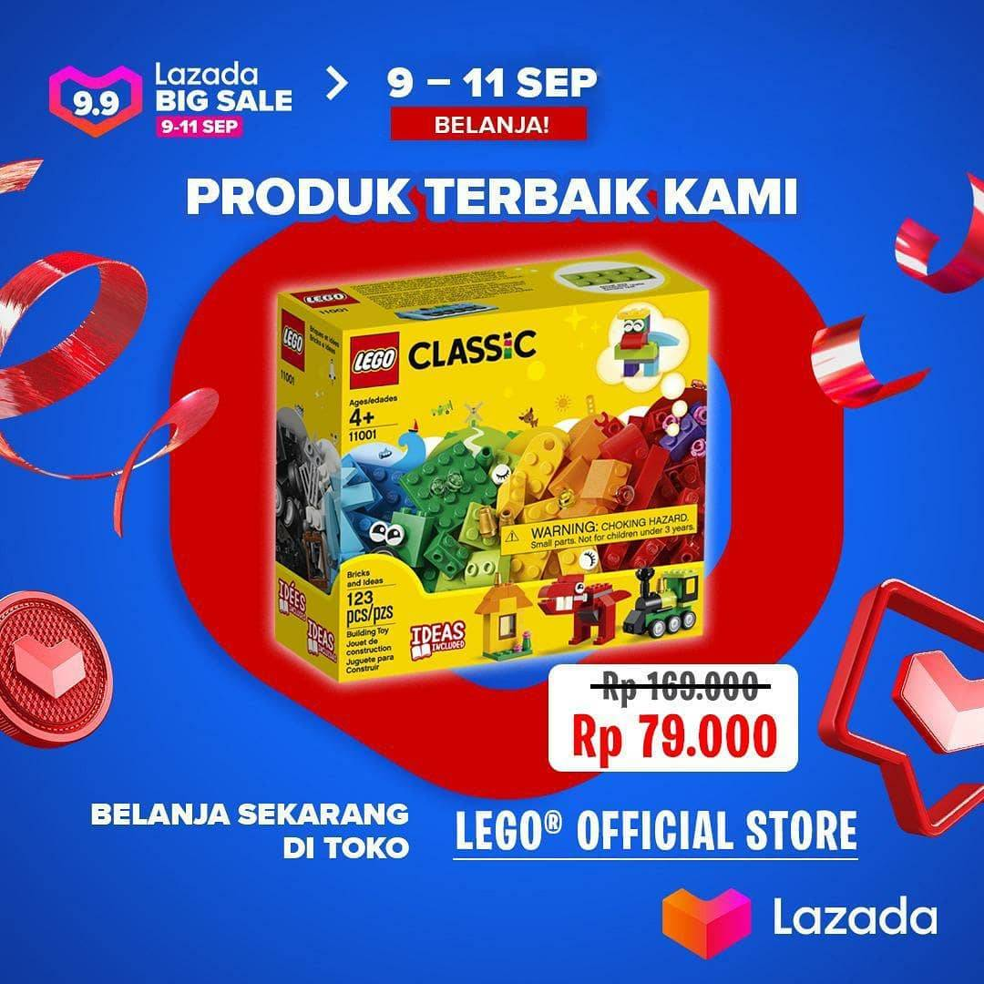 Diskon Kidz Station Promo Lego Di Lazada