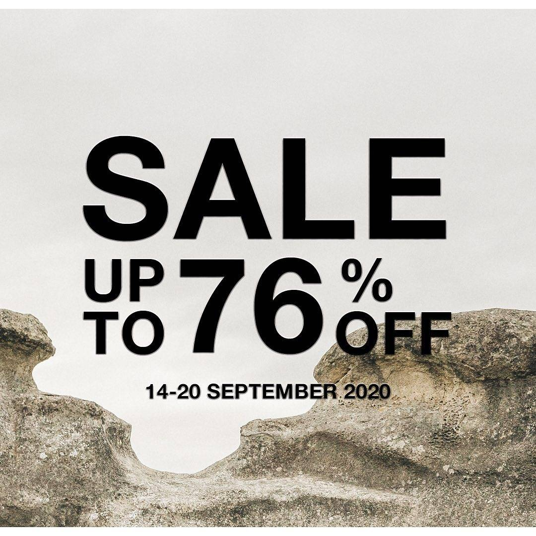 Diskon The North Face Sale Up to 76%