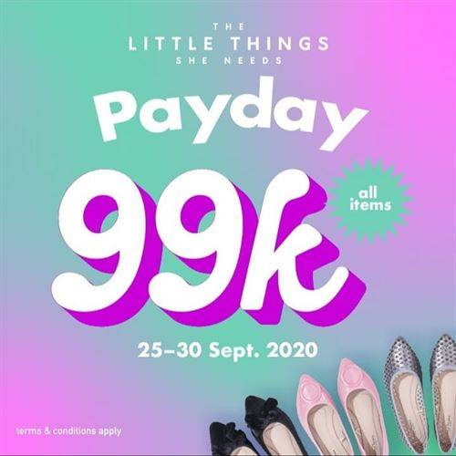 Diskon The Little Things She Needs Promo All Items 99k Only
